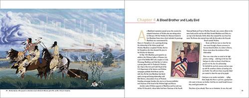 Blackbear Bosin book spread